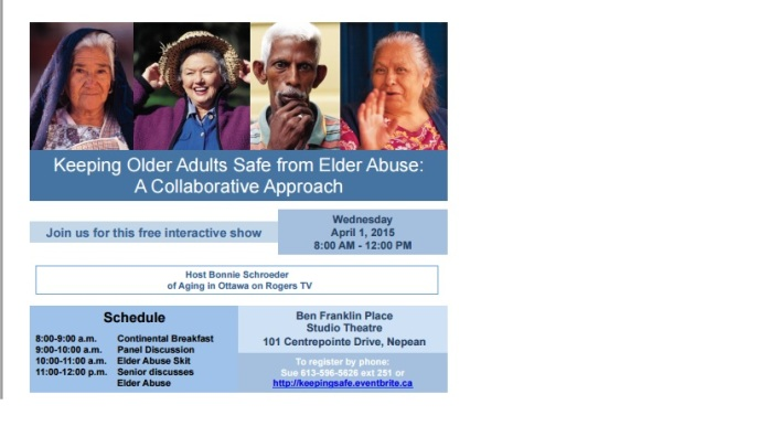 seniors violence
